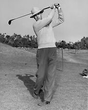 Sam Snead extremely early swing pose