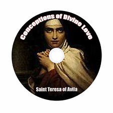 Conceptions of Divine Love, St. Teresa of Avila, MP3 CD