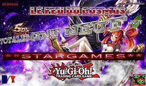 YU-GI-OH! LE FEU DU COSMOS STR/ULTIMATE/SR/UR/RARE/COM AU CHOIX CARTES NEUVES