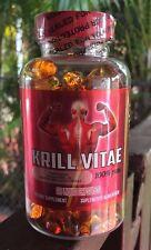 KRILL VITAE Triple Strenght Omega 3  Krill Oil  Dietary Supplement Hombre