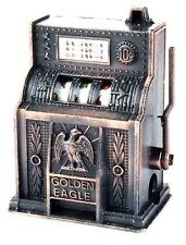 Slot Machine Die Cast Metal Collectible Pencil Sharpener