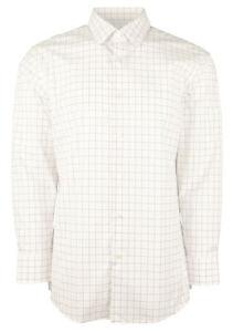 Hugo Boss Men's Enzo Regular Fit Easy Iron Long Sleeve Shirt