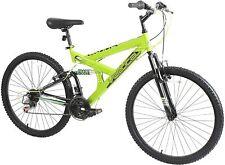 "Dynacraft  Vertical Alpine Eagle 26"" Bike Yellow Mountain Bike"
