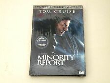 MINORITY REPORT - TOM CRUIDE - BOX 2 DVD DIGIPACK NUOVO/NEW ED.SPECIALE