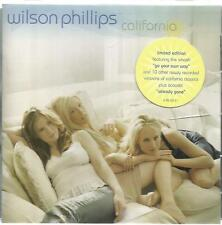 California by Wilson Phillips (CD, May-2004, Columbia (USA))