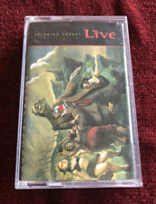 LIVE - 'Throwing Copper' Cassette Tape 1994 VGC