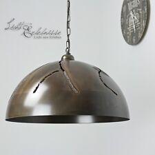 Enorme VINTAGE Lámpara colgante Lámparas industriales 50cm de techo Péndulo