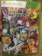 Dragon Ball Z: Battle of Z (Microsoft Xbox 360, 2014)