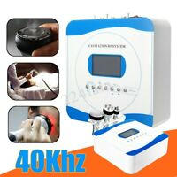3IN1 Removal Cavitation Face RF Radio Frequency Body Cellulite Slimming Machine