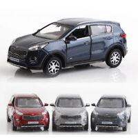 kia Motor Car [SPORTAGE] Mini Diecast 1:38 Scale Miniature Toy