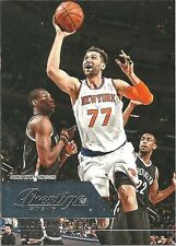 2015-16 Panini Prestige #73 Andrea Bargnani New York Knicks NM NBA Trading Card