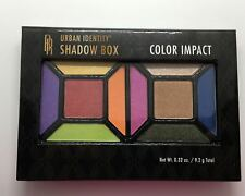 Black Radiance Urban Identity Shadow Box, Color Luxe, EyeShadow Palette 10 Color