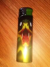 Joelson Color Flame Fire Butane Torch Lighter Snake