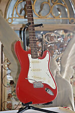 LOTUS 6-STRING ELECTRIC GUITAR With RED FULL SIZE BODY STAGE GIGS