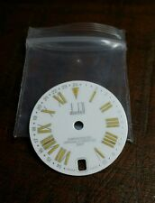 NOS Dunhill GMT watch dial face