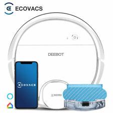 ECOVACS DEEBOT OZMO 905 450ml Robot Aspirateur-laveur - Blanc