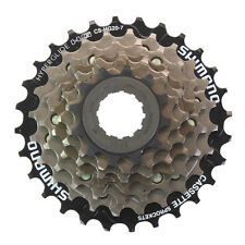 Shimano CS-HG20 7-Speed Mountain Bicycle Cassette 12-28T Commuter Hybrid Bike