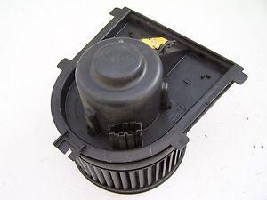 Skoda octavia Heater fan motor (LHD car only)