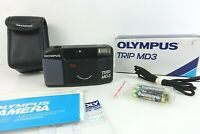 Olympus Trip MD3 35mm Film Camera Vintage Collectable Point and Shoot Retro