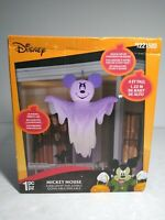 Disney 4ft Hanging MICKEY MOUSE Ghost Airblown Inflatable