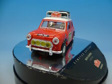 SCX Vintage Mini Cooper 1275s Rally Limited Edition, mint boxed