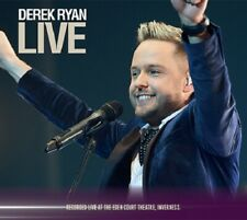 Derek Ryan - Live 2CD - Release Date is Friday 26th April 2019