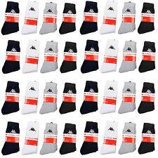 3 - 12 Paar Kappa Socken Tennissocken Arbeitssocken Sportsocken Herrensocken