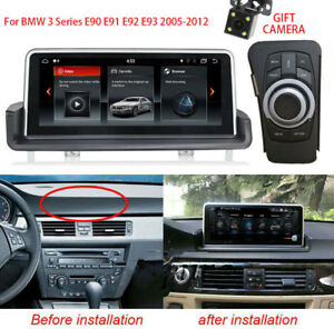 "10.25"" Android 10 Car GPS Navi Radio For BMW 3 Series E90 E91 E92 E93 2005-2012"
