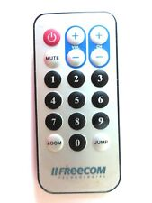 FREECOM TECHNOLOGIES FREEVIEW DVB-T USB STICK REMOTE CONTROL
