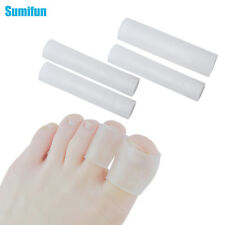 Sumifun 2Pcs Gel Thumb Protector Finger Set Long Corn Set Finger Separator C1109