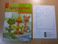 Schmitt,Gudrun: Spielsachen aus Holz -Tolle Ideen zum Selbermachen /mit Beilage