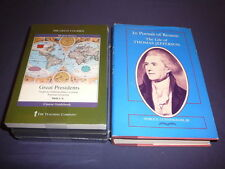 Teaching Co Great Courses  CDs           GREAT PRESIDENTS          new + BONUS