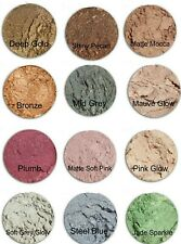Loose Mineral Makeup Eyeshadow Refill Baggie 1gm Nature Delivers