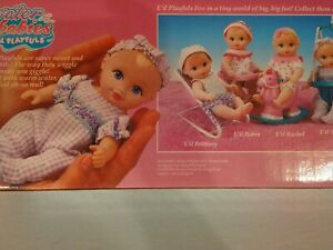 Playmates Toys Inc Drink N/' Wet Water Baby 2003