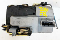 2001 > PEUGEOT 206 FRONT DOOR LOCK CENTRAL LOCKING MOTOR 6 PIN R/H/SIDE
