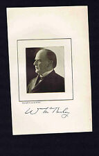 William McKinley 25th President of the United States - 1901 Historical Print