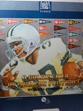 Video Disc A Golden Era of College Football with Bill Flemming CED