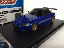 1/43 MD43220 HI STORY INITIAL D HONDA S2000 IBARAKI PURPLE SHADOW model car