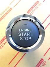 NEW Genuine Toyota Land Cruiser Prado 150 Push engine START/ STOP switch