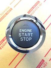 NEW Genuine Toyota Land Cruiser Prado 150 Push engine START/ STOP switch