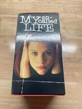 My So Called Life Vhs Videotape Box Set Excellent!