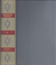 Lo storicismo tedesco. UTET, Classici della filosofia 1977