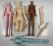 Monster High And Other Replacement Doll Body Parts Only Mix Lot