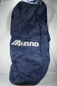 Mizuno Lightweight Zip-up Travel Cover / Navy