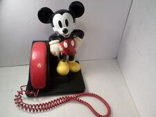 Vintage DISNEY AT&T Mickey Mouse Telephone Disney