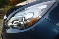 B011 US Style Scheinwerfer Folie Set passend für Opel Meriva B + OPC Corsa D
