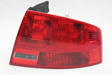 OEM Audi A4 S4 RS4 Sedan Outer Right Passenger Side Halogen Tail Lamp 8E5945096A