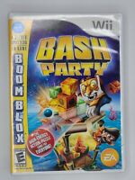 Boom Blox: Bash Party (Nintendo Wii, 2009) No Manual