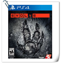 PS4 EVOLVE ENG / 恶灵进化 求生之路 中文版 Sony Playstation Action Games 2K Games