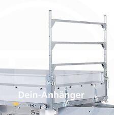 STEMA Leitergestell 80 hoch Leiter Gestell Aufbau Anhänger STL 750 1300 SyStema